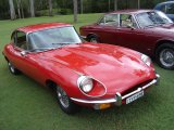 David and Robyn Hughes E Type