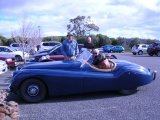 Kees and Chris Heybroeks XK120